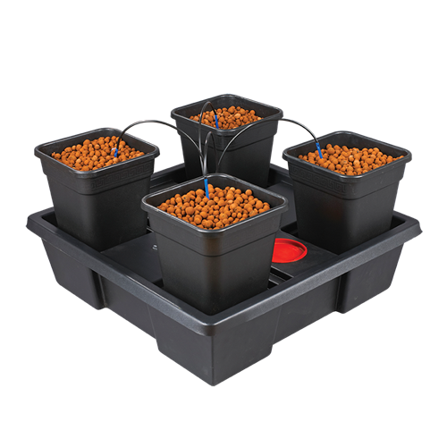 Wilma System Large 4 Planter 11L Pot