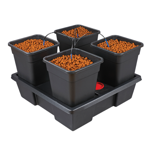 Wilma System Large 4 Planter 18L Pot