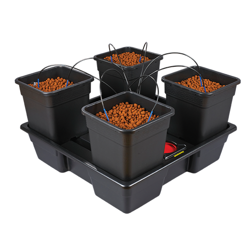 Wilma System XL 4 Planter 25L Pot