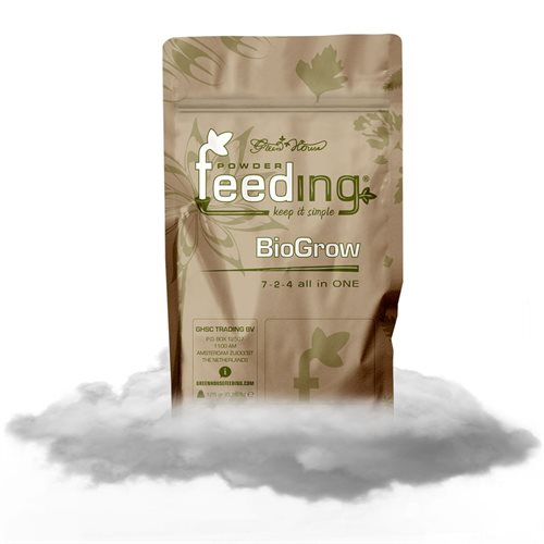 Powder Feeding Bio Gødning BioGrow