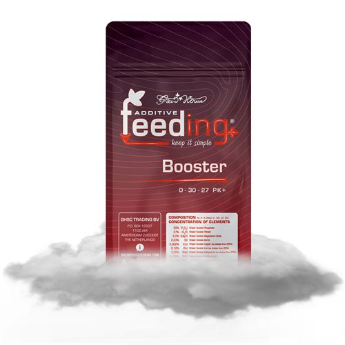 Powder Feeding Mineral Additiv Booster