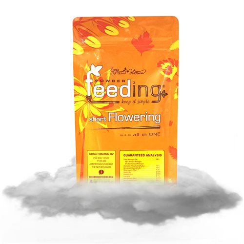 Powder Feeding Mineral Gødning short Flowering