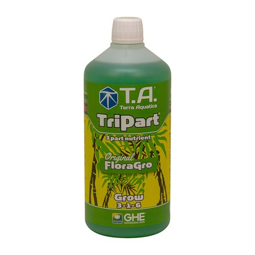 Tripart Grow Terra Aquatica