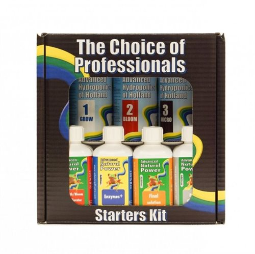 Adv. Hydroponics of Holland Starter Kit