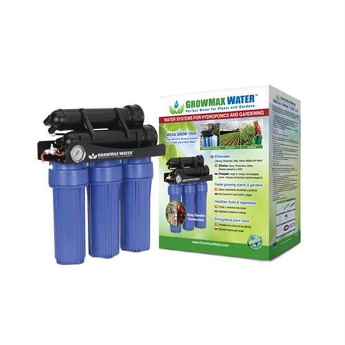 Mega Grow 1000 Omvendt Osmose Filter Growmax