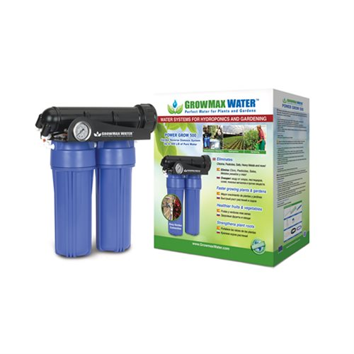 Power Grow 500 Omvendt Osmose Filter Growmax